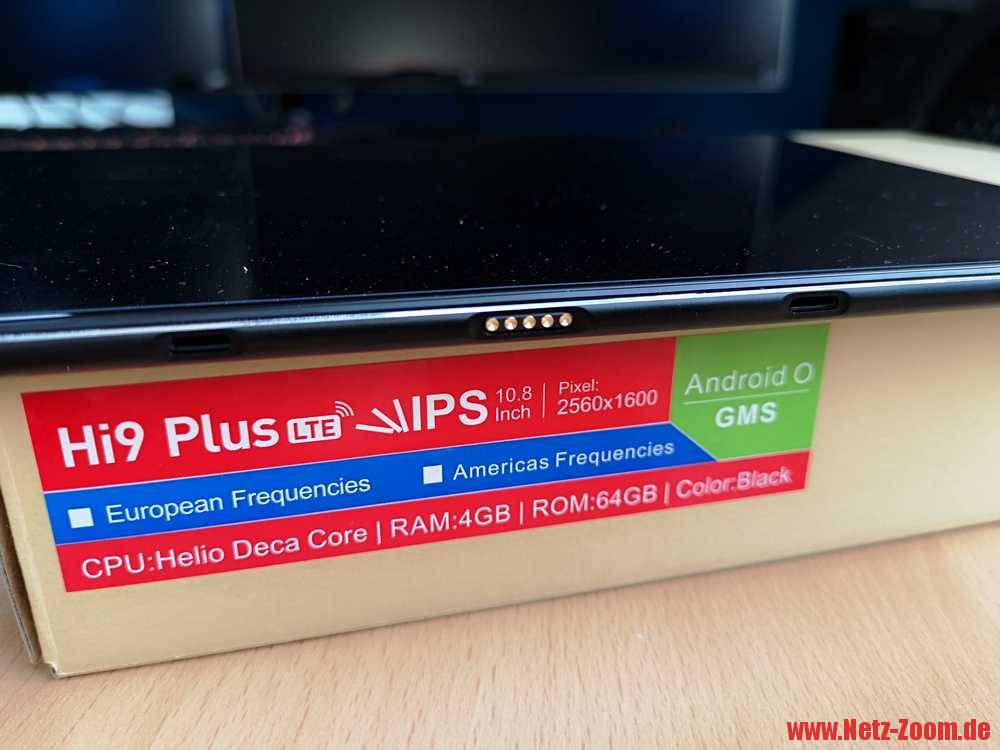 Review CHUWI Hi9 Plus - das Flaggschiff zum kleinen Preis