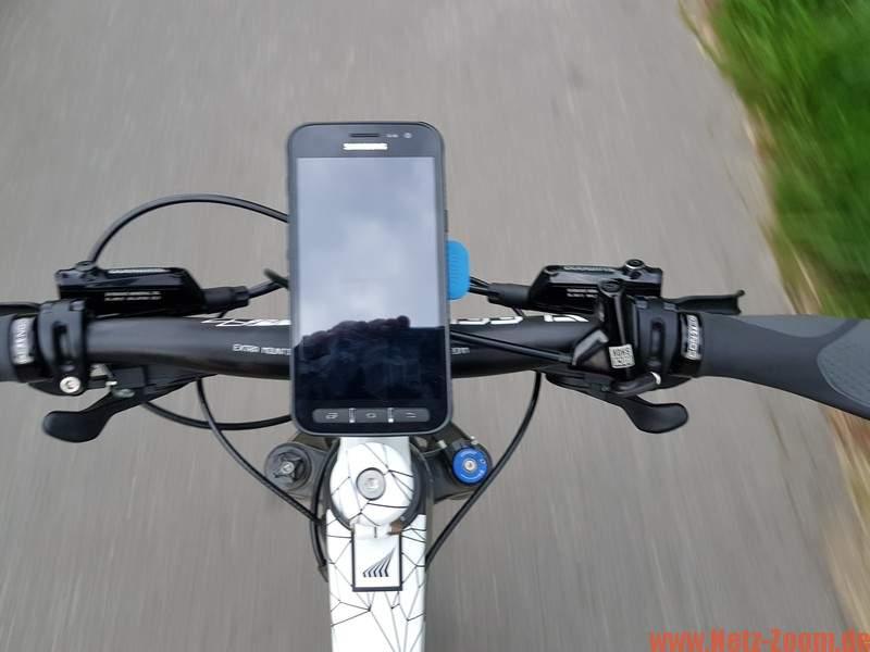Der perfekte Bike-Tacho Fahrrad-Halter