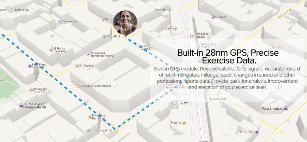 Zeblaze THOR 4 Smartwatch GPS