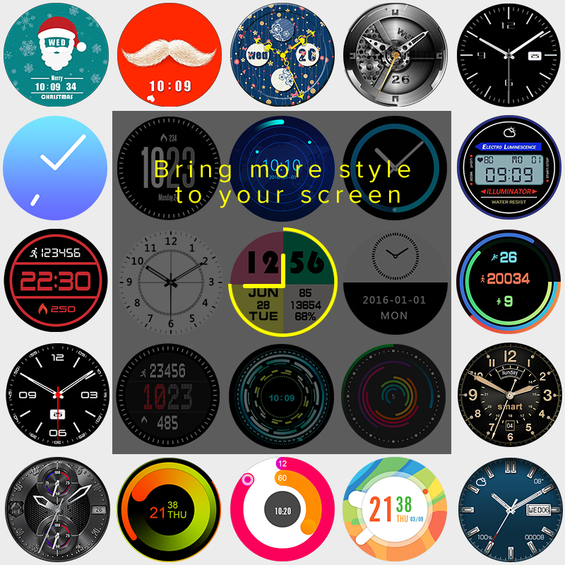 Zeblaze THOR 4 Smartwatch Playstore Apps